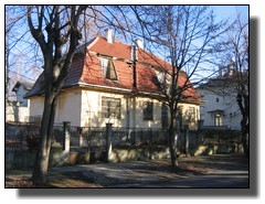 Kuća Veselina Čajkanovića