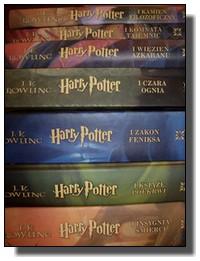 Knjige o Hariju Poteru