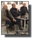 Promocija romana 'Sva Teslina deca' u Pančevu