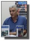 Tihomir Jovanović na promociji ''SF Portala''