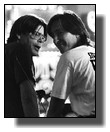 Stiven King i Mik Geris