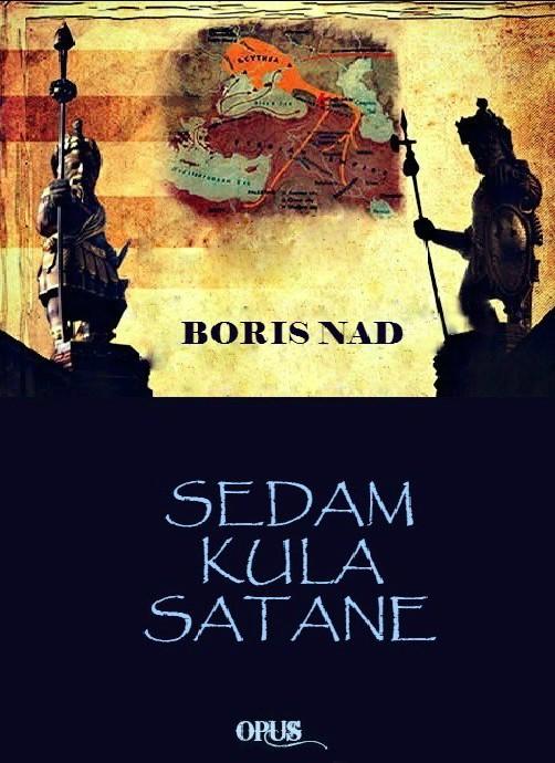Boris Nad - Sedam kula Satane