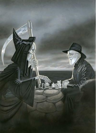 Smrt i Teri Pračet