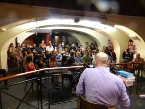 Predavanje je ispratilo oko 80 posetilaca