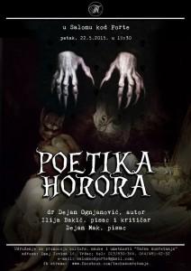 Poetika horora u Vršcu