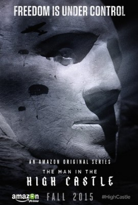 Poster za TV seriju ''Čovek u visokom dvorcu''