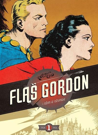 Flaš Gordon Vol.1 (1934-1935)