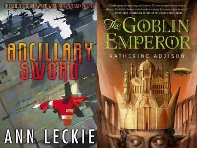 "Najbolji SF/F romani: ""Ancillary Sword"" En Leki i ""The Goblin Emperor"" Katrin Adison"