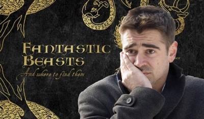 Kolin Farel u filmu ''Fantastic Beasts and Where to Find Them''