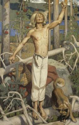 Kulervo iz finske mitologije