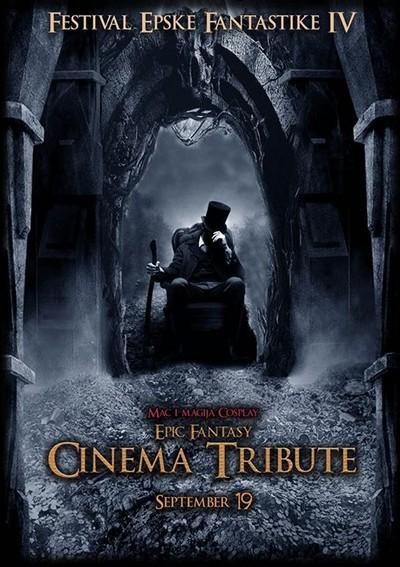 Festival epske fantastike IV - Epic Fantasy Cinema Tribute