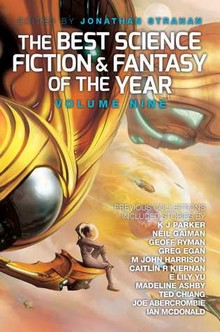 The Best Science Fiction & Fantasy of the Year - vol. 9