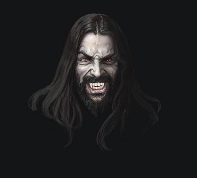 Vampir Sava Savanović - rad Igora Krstića