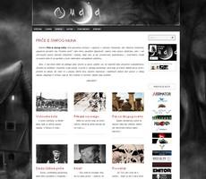 Sajt časopisa za folklornu fantastiku Omaja