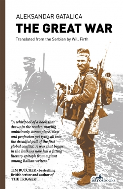 Aleksandar Gatalica - Veliki rat