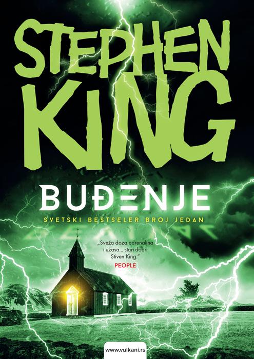 Stiven King - Buđenje