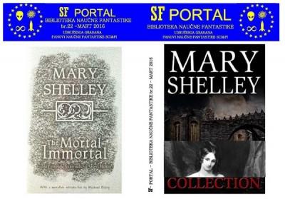 SF Portal #22 u slavu 200 godina od začetka romana ''Frankenštajn'' Meri Šeli