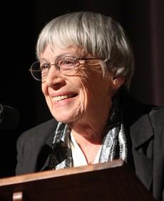 Ursula K. Legvin postala član Američke akademije umetnosti