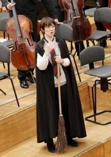 Hari Poter u Beogradskoj filharmoniji
