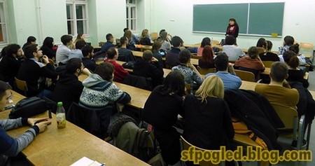 Uspešno održano predavanje o utopiji