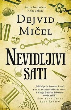 """O romanu """"Nevidljivi sati"""" Dejvida Mičela u Delfi SKC-u"""
