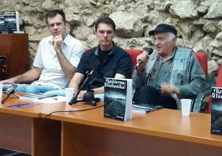 Mladen Jakovljević, Dragoljub Igrošanac, Filip David