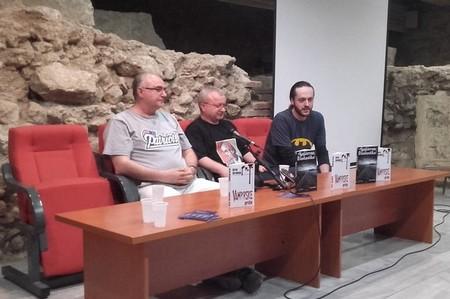 Goran Skrobonja, Dejan Ognjanović, Mladen Milosavljević