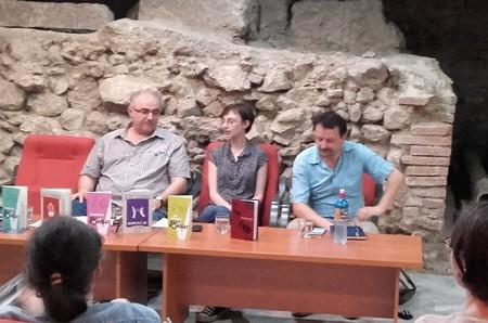 Goran Skrobonja, Irena Dajić, Aleksandar Šurbatović