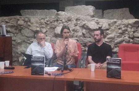 Zoran Živković, Amalija Vitezović, Adrijen Tomaz
