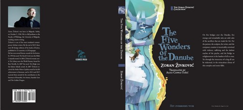 Korice romana ''Pet dunavskih čuda''