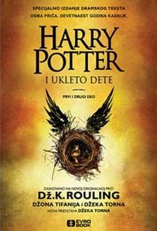 ''Hari Poter i ukleto dete'' - promocija izdanja na srpskom jeziku