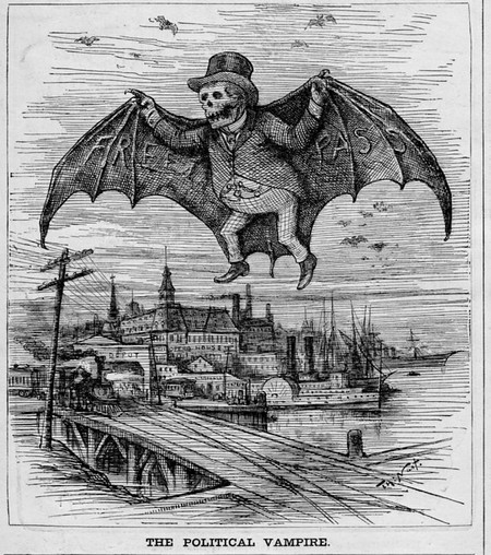 political-vampire