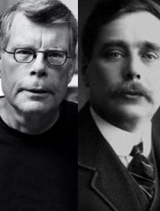 Stiven King i Herbert Džordž Vels