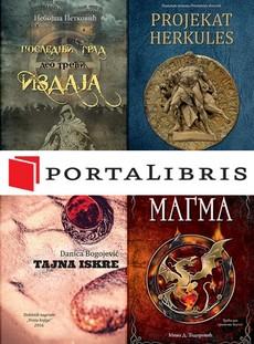 Portalibris okrenut domaćoj fantastici