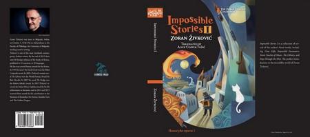 Korice za ''Nemoguće priče''