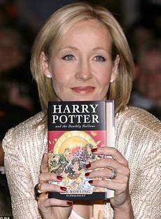 Roulingova objavila da postoji ''još jedan Hari Poter''