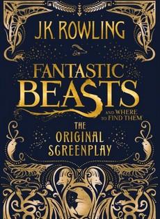 ''Fantastične zveri i gde ih naći – scenario'' uskoro u knjižarama
