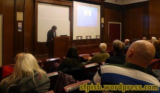 Predavanje o Tesli i Gernsbeku ispratilo je oko 60 posetilaca