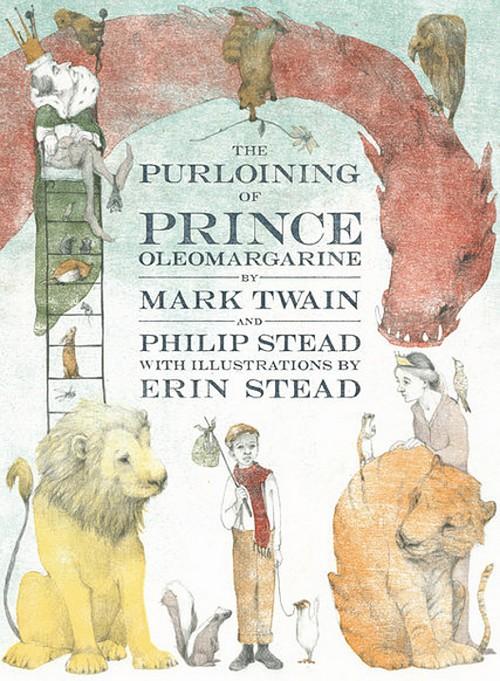 Naslovnica knjige ''Kradljivac princa Oleomargina''