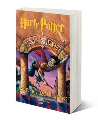 ''Hari Poter i kamen mudrosti'' - Džoana K. Rouling