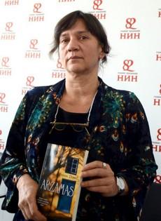 Ivana Dimić dobila NIN-ovu nagradu za roman ''Arzamas''