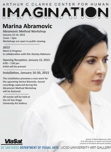 Projekat Marine Abramović i Kima Stenlija Robinsona