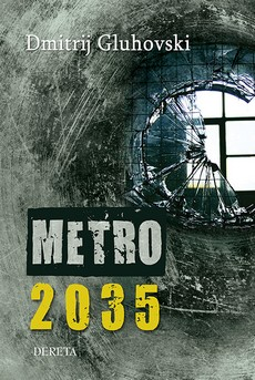 Predstavljanje romana ''Metro 2035'' Dmitrija Gluhovskog