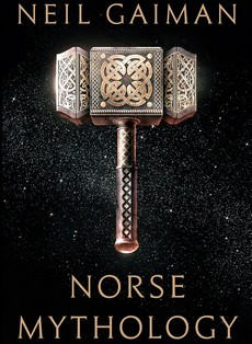 "Objavljena nova knjiga Nila Gejmena ""Norse Mythology"""