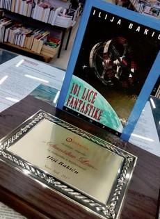 """Uručenje nagrade """"Stanislav Lem"""" na novosadskom Salonu knjiga"""