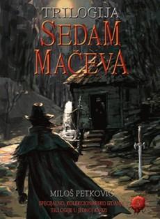 Promocija trilogije ''Sedam mačeva'' u Beogradu