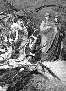 """Predavanje """"Danteov 'Pakao' – o Luciferu i đavolima"""""""