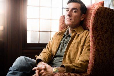 Džastin Kronin - autor romana ''Grad ogledala''