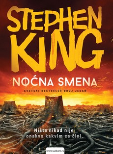 Objavljena kultna zbirka Stivena Kinga ''Noćna smena''