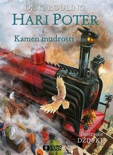 U knjižarama Hari Poter s ilustracijama čuvenog Džima Keja